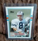 Top 20 Budget Football Hall of Fame Rookie Cards from the 1980s  37