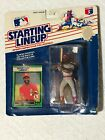 1989 MLB Baseball Starting Lineup - Ultra Rare Ozzie Smith - St Louis Cardinals