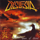 Dyslesia – Years Of Secret RARE COLLECTOR'S NEW CD! FREE SHIPPING!
