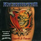 Kickhunter ‎– Hearts & Bones RARE COLLECTOR'S NEW CD! FREE SHIPPING!