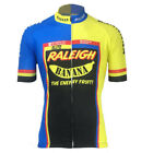 Raleigh Banana Retro Cycling Jersey