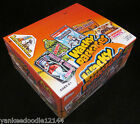 2013 Topps Wacky Packages series 10 Factory Sealed Box, 24 Packs 10 Stickers