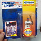 1994 Starting Lineup FRED MCGRIFF card & collectible figure in unopened package
