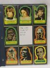 1977 Topps Star Wars Sticker Set Series 1-5