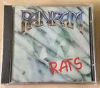 Pan Ram Rats CD Panram Queensryche Crimson Glory psychotic waltz power metal