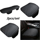Universal Car Seat Cover Breathable PU Leather Pad Mat for Auto Chair Cushion
