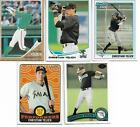Christian Yelich Lot (5) Rookies, Insert (2011 Debut) 2010 Bowman, 2011 Minors,