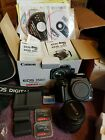 *REDUCED* Canon EOS 350D Rebel XT 8.0MP DSLR Camera kit and ACCESSORIES BUNDLE