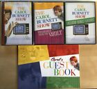 NEW The Carol Burnett ShowLost Episodes Treasures From Vault 10 DVD Guest Book