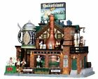 Lemax Village Collection Yulesteiner Brewery Sights & Sounds