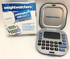 Weight Watchers PointsPlus Calculator w Daily  Weekly Tracker Blue 30043