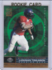 LaDainian Tomlinson Rookie Cards Guide and Checklist 9