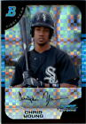 Chris Young Baseball Cards: Rookie Cards Checklist and Buying Guide 10