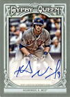 2013 Topps Gypsy Queen Autographs Guide 75