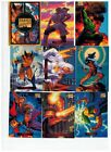 1994 Fleer Marvel Masterpieces Trading Cards 8