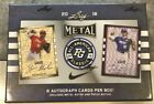 2018 Leaf Metal Perfect Game All-American Classic Sealed Box 8 Auto's!