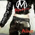 Mike Machine-Alive CD NEW