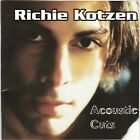 Richie Kotzen – Acoustic Cuts ULTRA RARE COLLECTOR'S NEW CD! FREE SHIPPING!