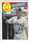 Ken Griffey Jr. Minor League and Pre-Rookie Card Guide 33