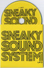 SNEAKY SOUND SYSTEM UFO 2008 UK 1-track promo test CD
