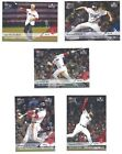 2018 Topps Now Boston Red Sox World Series Champions Set 15