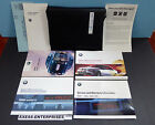 2001 BMW E46 Coupe 325Ci 330Ci Owner Manuals Operator Books Pouch Package # N174