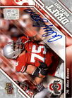 2009 Upper Deck Draft Edition Autographs Silver #46 Alex Boone Auto - NM-MT