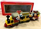 RARE- Disneyland Exclusive Disney Train Engineer Mickey Mouse, Donald Duck,Goofy