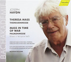 Theresa Mass, Mass in Time of War (Rilling) CD NEW