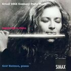 Great 20th Century Flute Music (Oien, Botnen) CD NEW