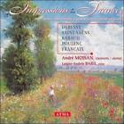 Impressions from France: Works for Clarinet and Piano, New Music