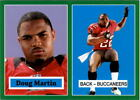 2012 Topps Football 1957 Rookies Green Guide 37