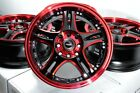 15 Wheels Toyota Corolla Echo Mr2 Prius Yaris Honda Civic Accord Rims 4 Lugs