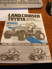 Vintage Marui Land Cruiser Toyota RC Build instruction Manual notice dolphin