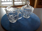 Vintage Anchor Hocking sugar/creamer