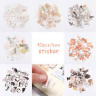 Shape Scrapbooking Stationary Stickers Paper Sticker Phone Decor Diary Label