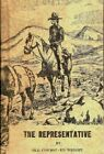 OLD COWBOY ED WRIGHT AUTOBIOGRAPHY REPRESENTATIVE WYOMING HISTORY 1st ED SIGNED