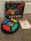 Vintage 1978 Simon Says Milton Bradley Electronic Game Original Box Works