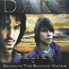 Dare ‎– Belief / Beneath The Shining Water (*Used-2 CD Set, 2008) ex-Thin Lizzy