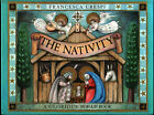The Nativity A Glorious Pop Up Book Francesca Crespi 1994 Vintage Book