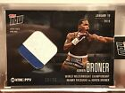 2019 Topps Now Showtime Championship Boxing Cards 17