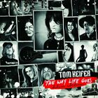 TOM KEIFER - THE WAY LIFE GOES-DELUXE EDITION  2 CD NEW+