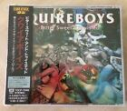 QUIREBOYS BITTER SWEET & TWISTED JAPAN CD W mini BONUS CD fat box booklet poison