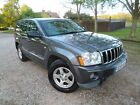 LARGER PHOTOS: 2005 JEEP GRAND CHEROKEE CRD LTD ~ DRIVES WELL ~ SPARES OR REPAIR ~ NO RESERVE