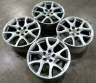 10 13 MAZDASPEED Mazda 3 Speed Gen 2 OEM 18x75 Wheels Rims Sliver Wheel Rim