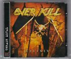 Overkill ‎– RELIXIV ULTRA RARE COLLECTOR'S NEW CD! OBI! FREE SHIPPING!