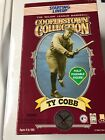 1996 Starting Lineup Cooperstown Collection Ty Cobb, Factory Sealed, 12 Inches