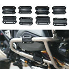 4Pcs 25mm Motorcycle Bumper Engine Protective Guard Crash Bars Decorative Block
