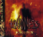 LOUDNESS-KING OF PAIN CD NEW