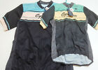 Mens Aero Tech Cycling Jersey Retro Active Sublimated Off color XXL